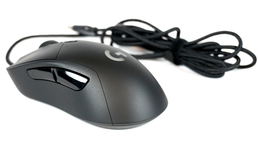 Logitech G403 Gaming Mouse Review | BeepWee