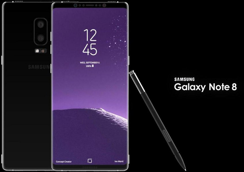 Samsung Galaxy Note 8: A Look At The Latest Phablet